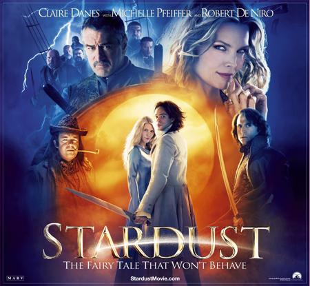 หนังฝรั่งStardust สตาร์ดัสต์ ศึกอัศจรรย์ปาฏิหาริย์รักจากดวงดาว /หนังแฟนตาซี