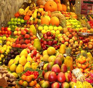 กินผลไม้ให้ถูกวิธี