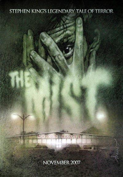 หนังฝรั่งThe Mist  มฤตยูหมอกกินมนุษย์ /หนังสยองขวัญ
