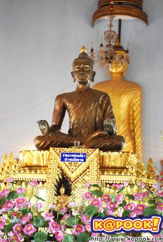 พระพุทธรูปปางอภัยทาน