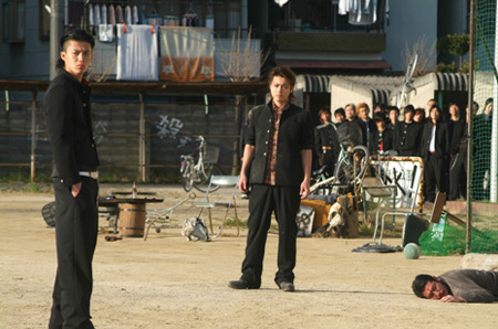 The crows zero