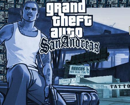 เกม แกรนด์ เธฟต์ ออโต (Grand Theft Auto หรือ GTA)