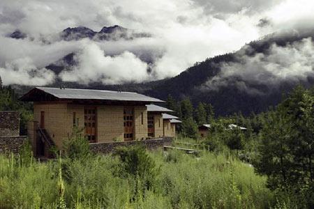Amankora ประเทศภูฏาน