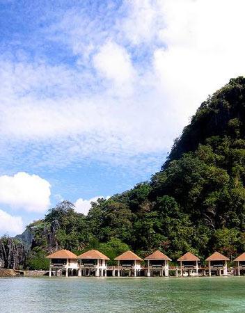ElNido Resorts Lagen Island Palawan ประเทศฟิลิปปินส์