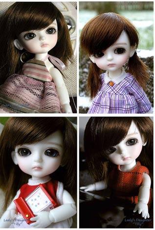 Lumi doll