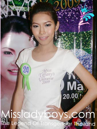 Miss Tiffany Universe 2009