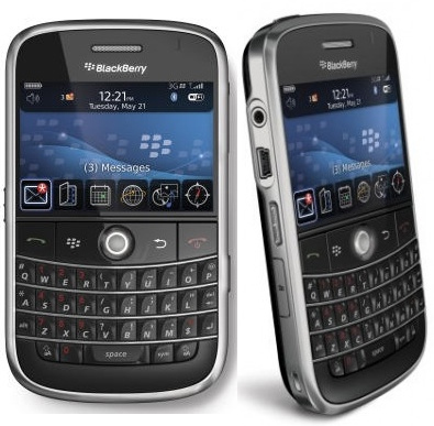 Blackberry Bold ขอขอบคุณภาพประกอบจากเว็บไซต์ : viralelectronics.com