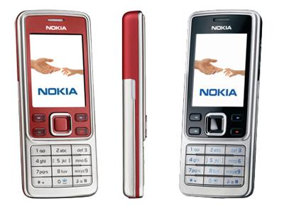 Nokia 6300 on Nokia 6300
