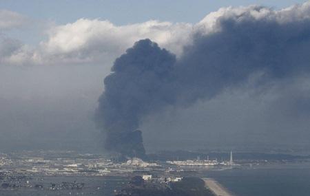 โรงไฟฟ้านิวเคลียร์ระเบิด