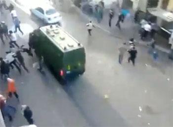 ประท้วงในอียิปต์