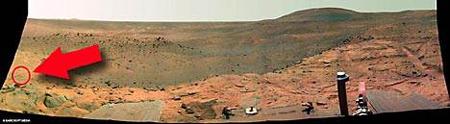 ดาวอังคาร มีสิ่งมีชีวิตหรือไม่