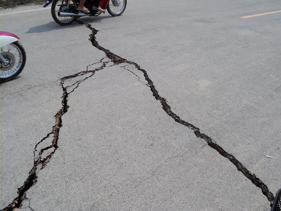 แผ่นดินไหว แม่สาย