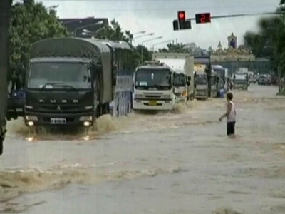น้ำท่วมโคราช