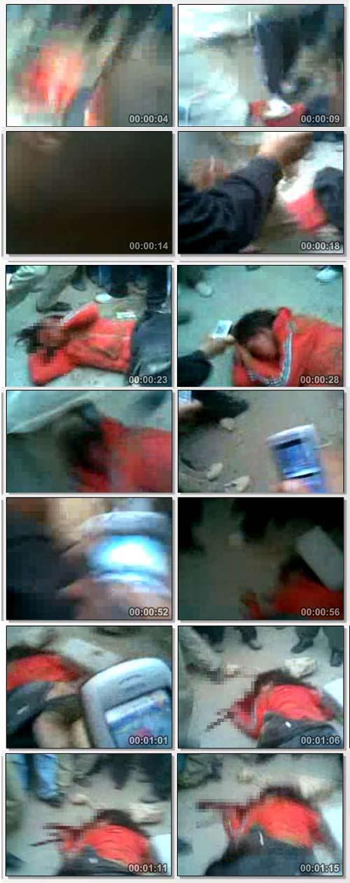 ภาพผู้หญิงโดนทำร้าย ไม่ใช่ ครูจูหลิง