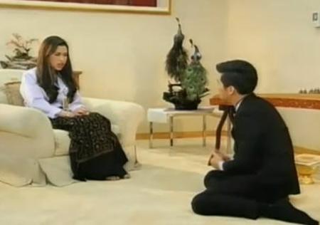 เจ้าฟ้าหญิงฯ พระราชทานสัมภาษณ์รายการวู้ดดี้เกิดมาคุย