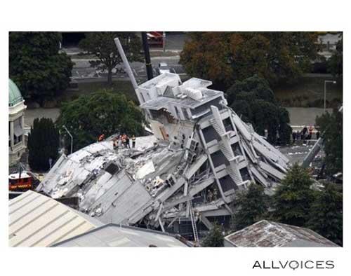 แผ่นดินไหว นิวซีแลนด์