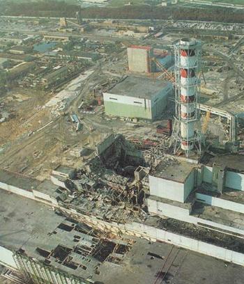 โรงไฟฟ้านิวเคลียร์ เชอร์โนบิล