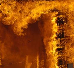 ไฟไหม้