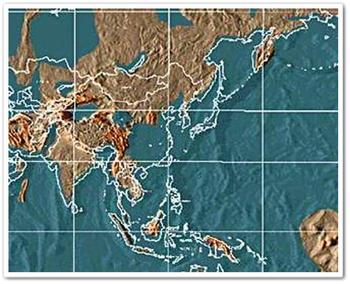 ทวีปเอเซีย หลังปี ค.ศ. 2012 (พ.ศ. 2555)