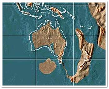 ทวีปออสเตรเลีย หลังปี ค.ศ. 2012 (พ.ศ. 2555)