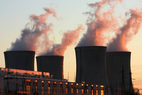 โรงงานพลังงานนิวเคลียร์