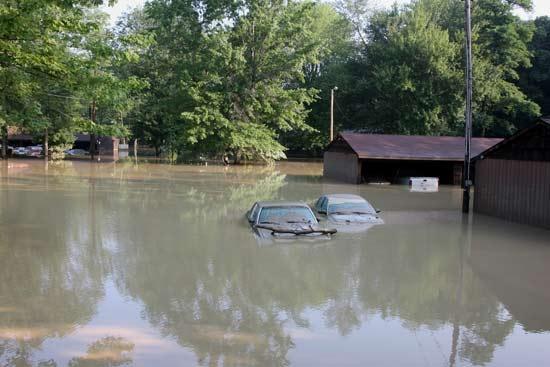ข่าวน้ำท่วม