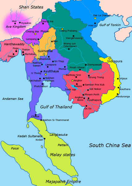 South east asian country history