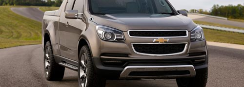 Chevrolet Colorado 2012 ��ǵ�Ẻ