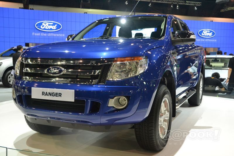 Ranger Wildtrack 2012