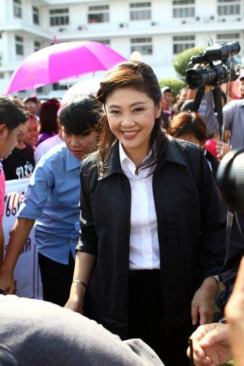 เลือกตั้งครั้งใหญ่  กับ นายกฯ หญิงคนแรกของประเทศไทย