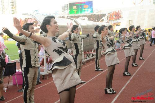 ฟุตบอลประเพณีจุฬา-ธรรมศาสตร์ 2555