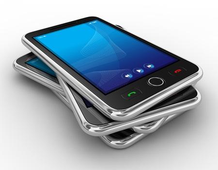 บุกจับร้านโทรศัพท์ปลอม เจออื้อทั้งไอโฟน-ไอแพด-บีบี