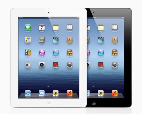 ราคา iPad3 สเปค iPad 3 Apple