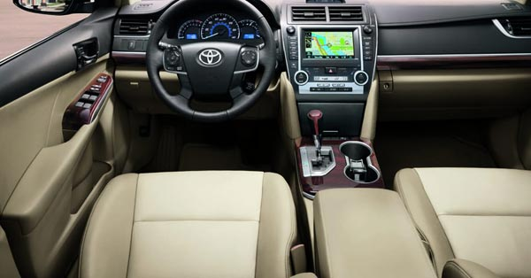 All New Camry A New Era of Prestige