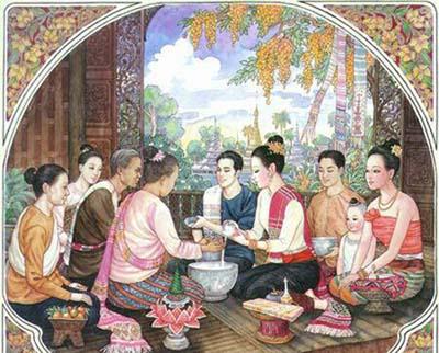 วันตรุษไทย