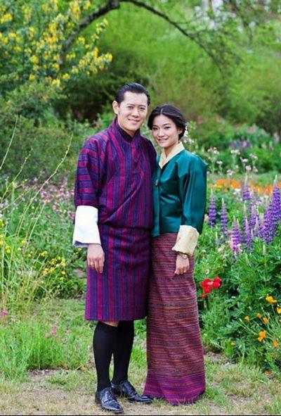 เจ้าชายจิกมี แต่งงาน Jetsun Pema
