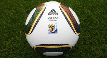 ตารางโปรแกรม ฟุตบอลโลก 2010