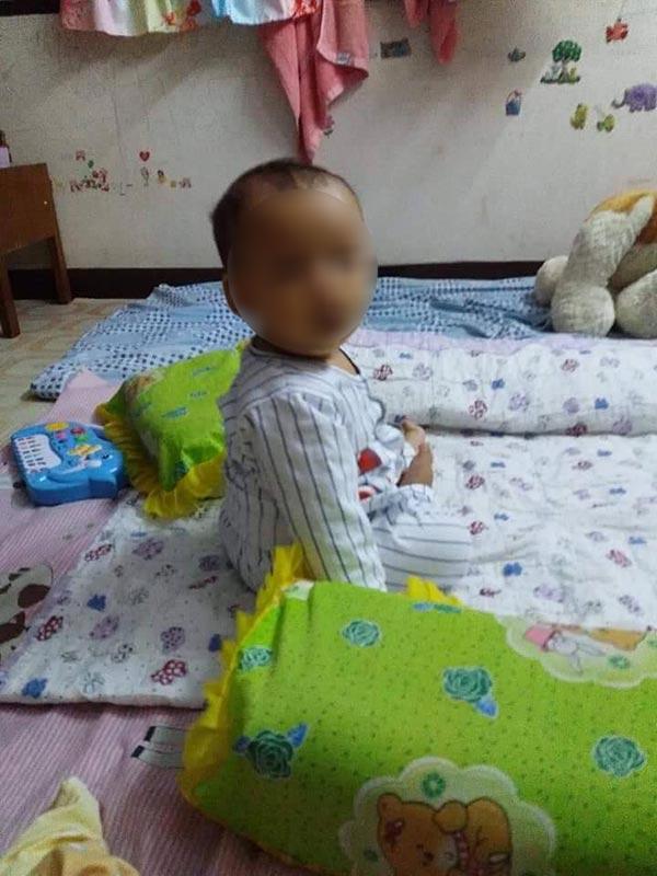 เด็กถูกทำร้ายที่สถานรับเลี้ยงเด็ก