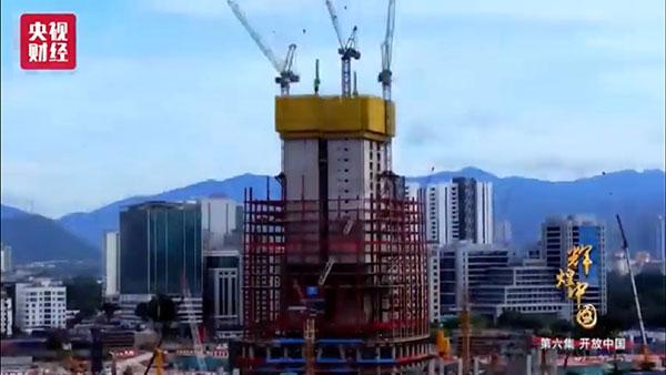 จีนสร้างตึกเร็ว 1 ชั้นใน 3 วัน