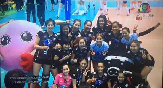 วอลเลย์บอลหญิง ทีมชาติไทย พบ เกาหลีใต้ รอบคัดเลือกโอลิมปิกวอลเลย์บอลหญิง ทีมชาติไทย พบ เกาหลีใต้ รอบคัดเลือกโอลิมปิก
