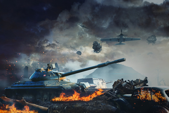 สงครามโลก 3