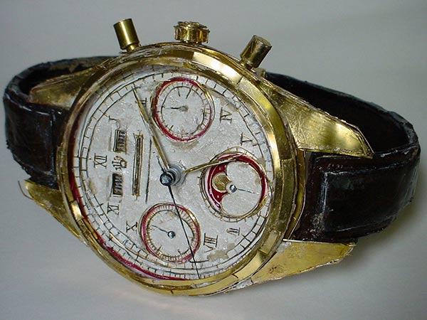 นาฬิกากระดาษ