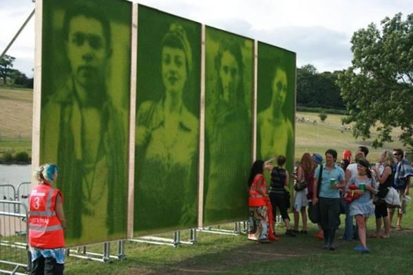 ศิลปินชาวอังกฤษรังสรรค์งานศิลปะชวนทึ่ง