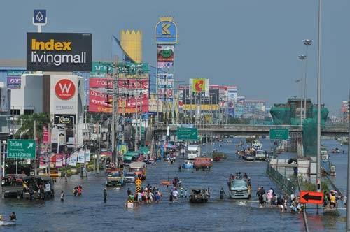 โหรดัง ชี้ไทยจะเกิดน้ำท่วมใหญ่ หนักกว่าปี 54 เตือนระวังเอาไม่อยู่