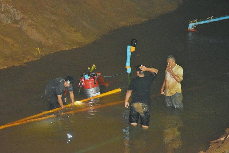 พล.อ. ประยุทธ์ จันทร์โอชา ขอบคุณทุกฝ่าย ช่วยค้นหา 13 ชีวิตติดถ้ำหลวง