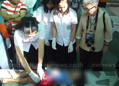 สลด เด็ก 5 ขวบ ตกบ่อพักน้ำเสีย ในโรงเรียน เสียชีวิต
