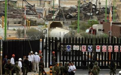 โรงงานแก๊สเม็กซิโกระเบิด ดับแล้ว 26 ศพ