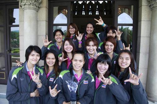 7 นักตบสาวไทย เตรียมเซ็นสัญญาไปอาเซอร์ไบจัน
