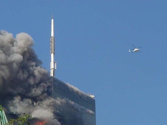 เหตุการณ์ 9/11 เวิลด์เทรดเซ็นเตอร์
