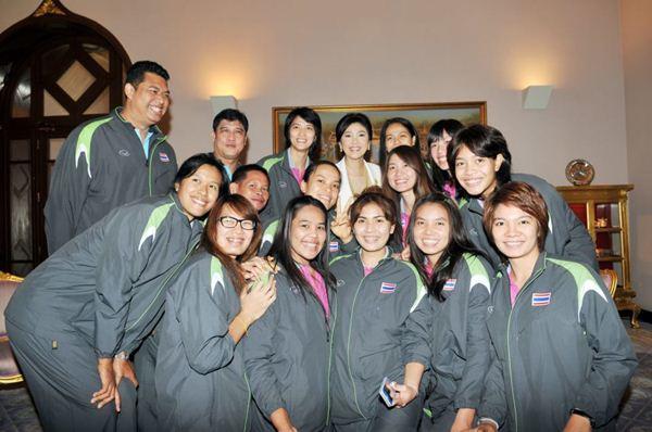 นายกฯ ขอบคุณ ทีมวอลเลย์สาวไทยสร้างชื่อให้ประเทศ